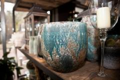 mooi-groen-glas-pot-bloemen